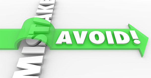 10 Common AV Mistakes & How to Avoid Them