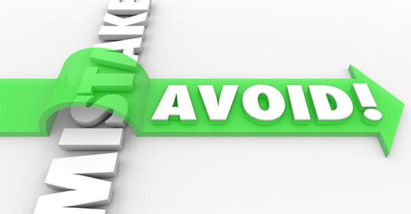 10 Common AV Mistakes & How to Avoid Them